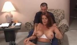 Giving Back Massage To Stepmom Makes Mom Feel Boner Nonktub…